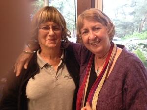 Suzie and Dona